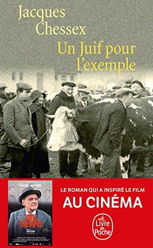 Ein Jude Als Exempel, Französische Ausgabe - Un Juif Pour Lexemple; Chessex, Jacques