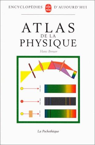 9782253130161: Atlas de la Physique