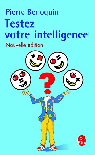 9782253130406: Testez votre intelligence