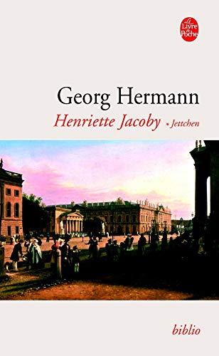 9782253130642: Henriette Jacoby (en francais)