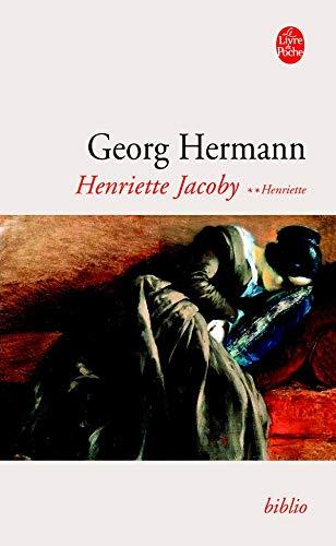 9782253130833: Henriette Jacoby, Tome 2 : Henriette