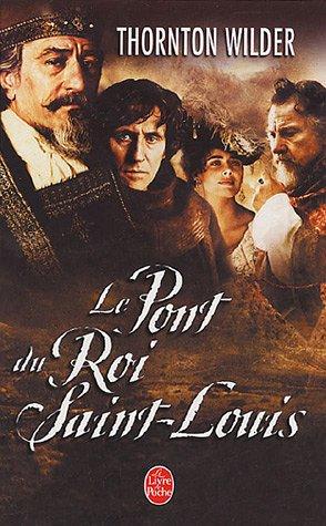 9782253130932: Le pont du Roi Saint-Louis