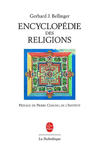 9782253131113: Encyclopedie Des Religions (Ldp Encycloped.) (French Edition)