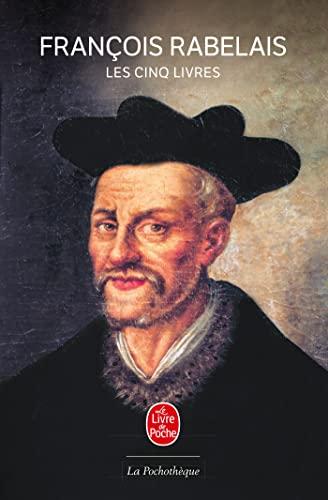 9782253132233: Les Cinq Livres (Ldp Litt.Theat.) (French Edition)