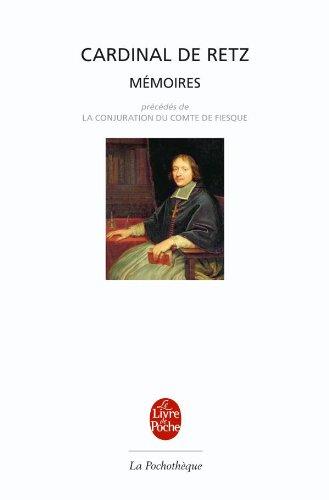 9782253132783: Memoires (Ldp Litt.Theat.) (French Edition)