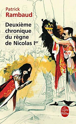 9782253133131: Deuxième chronique du règne de Nicolas Ier