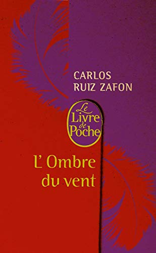 9782253134268: L'ombre du vent (French Edition)