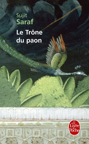 9782253134633: Le Trone Du Paon (French Edition)