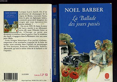 La Ballade des jours passés (2253135399) by Barber
