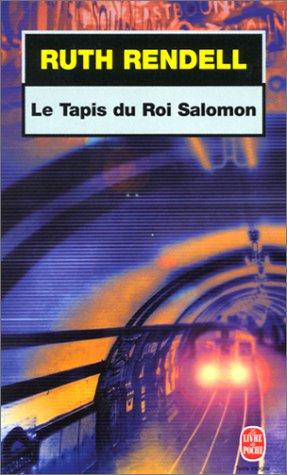 9782253135678: Le tapis du roi Salomon