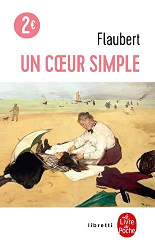 9782253136422: Un coeur simple (libretti)