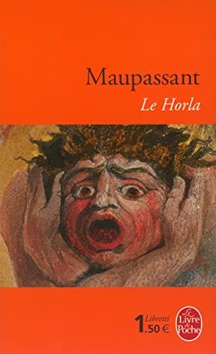 9782253136460: Le Horla (Libretti)