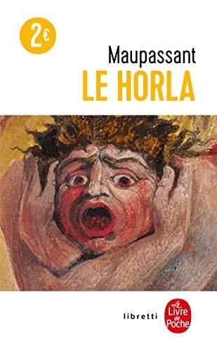 9782253136460: Le Horla : première et deuxième version ; suivi de Lettre d'un fou