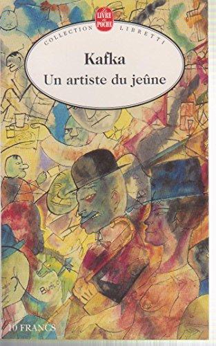 9782253137962: Un artiste du je�ne / Contemplation / Verdict