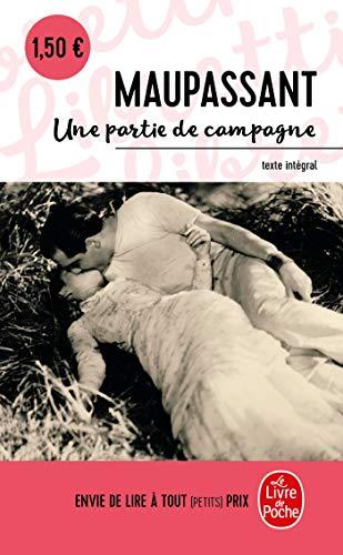 UNE PARTIE DE CAMPAGNE + SCÉNARIO INTÉGRAL DU FILM: MAUPASSANT GUY DE