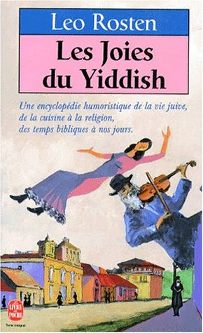 9782253138426: Les Joies du Yiddish