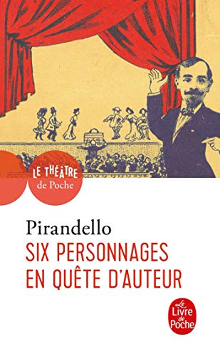 9782253138860: Six Personnages En Quete D Auteur (Ldp Theatre) (French Edition)