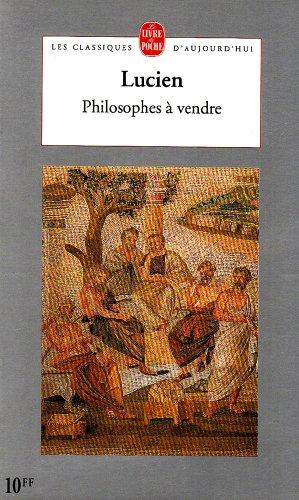 9782253139911: Philosophes à vendre