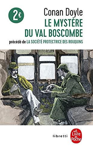 9782253139959: Le Mystère du val Boscombe