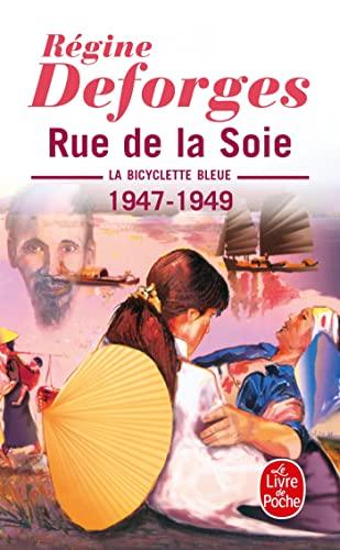 9782253140177: Rue De La Soie (Ldp Litterature) (French Edition)