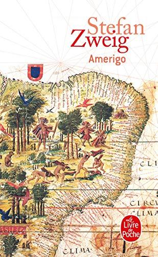 9782253140580: Amerigo : Récit d'une erreur historique