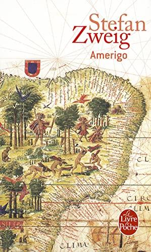 9782253140580: Amerigo (Ldp Litterature) (French Edition)