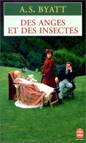 9782253141136: Des anges et des insectes