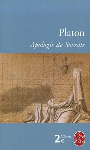 9782253141822: L Apologie de Socrate (Les classiques d'aujourd'hui)