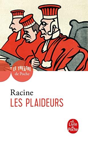 Les Plaideurs (Théâtre): Racine, Jean