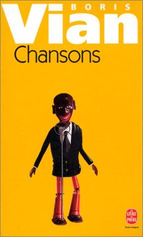 9782253141952: Chansons