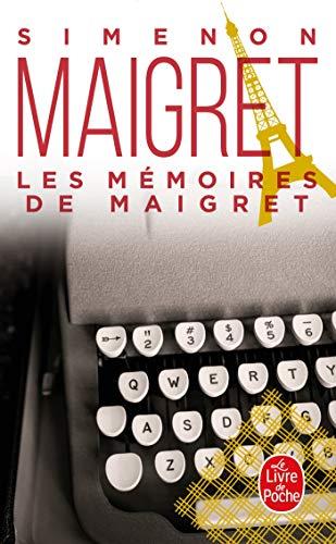 9782253142126: Les Mémoires de Maigret (Policiers)