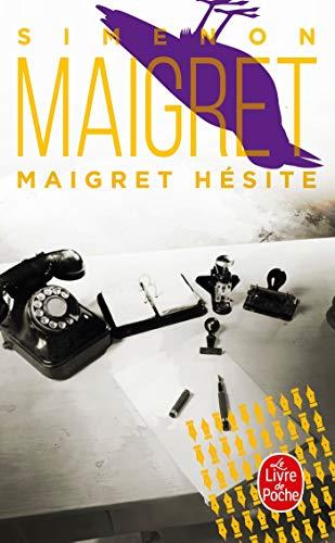 9782253142157: Maigret hésite (Policier / Thriller)