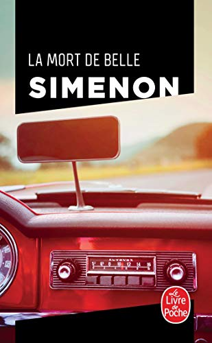 9782253142225: La Mort de Belle (Ldp Simenon) (French Edition)