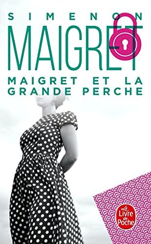 9782253142232: Maigret et la Grande Perche (Policier / Thriller)