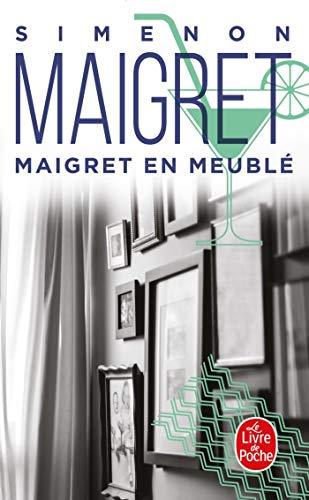 9782253142263: Maigret en meublé