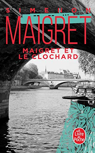 9782253142287: Maigret Et Le Clochard (Ldp Simenon) (French Edition)