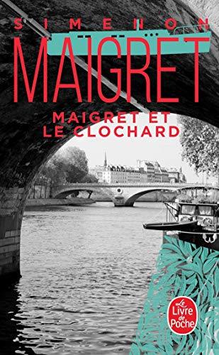 9782253142287: Maigret et le Clochard