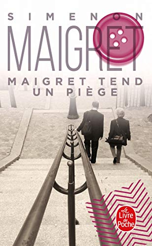 Maigret tend un piege: Georges Simenon (author)