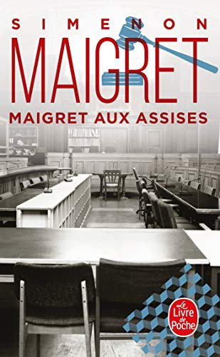 9782253142379: Maigret Aux Assises (Ldp Simenon) (French Edition)