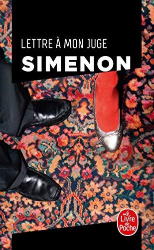 9782253142768: Lettre À Mon Juge (Ldp Simenon) (French Edition)
