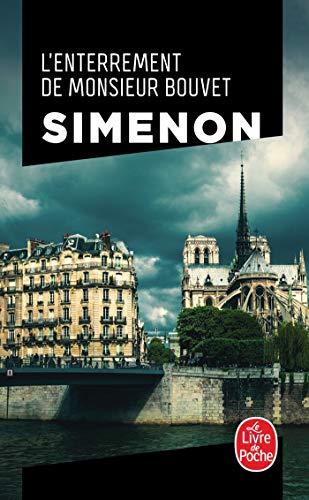 9782253142799: L'Enterrement de Monsieur Bouvet (Le Livre de Poche) (French Edition)