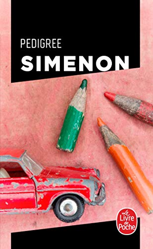 Pedigree [Unknown Binding] by Simenon: Georges Simenon