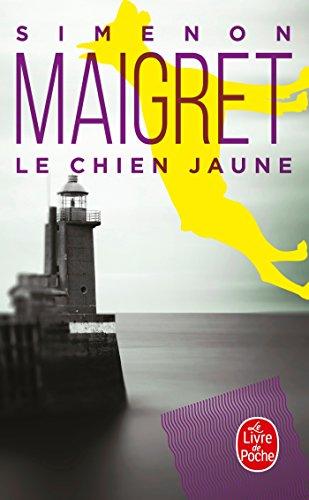 9782253142928: Le Chien Jaune (Le Livre de Poche) (French Edition)