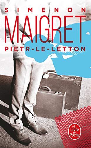 9782253142942: Pietr Le Letton (Ldp Simenon) (French Edition)