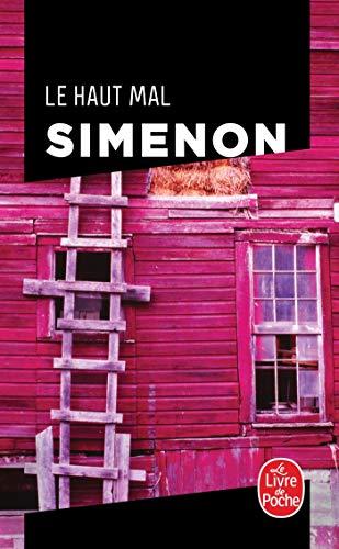 Le Haut Mal (Ldp Simenon): Simenon, G. und