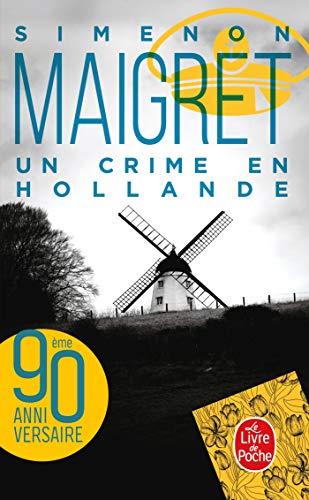 9782253143130: Un Crime En Hollande (Ldp Simenon) (French Edition)