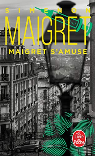 9782253143185: Maigret s'amuse