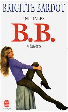 9782253143802: Initiales B.B : Mémoires