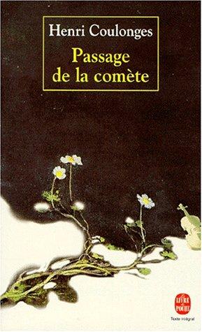 9782253143871: Passage de la comète