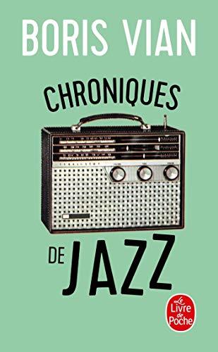 9782253145356: Chroniques de jazz (Le Livre de Poche)